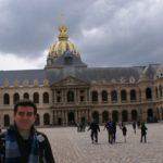 visita el palacio de los inválidos parís