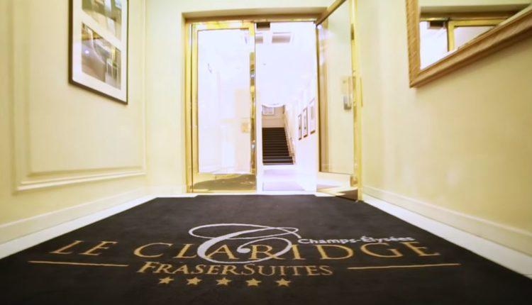 mejores hoteles de parís